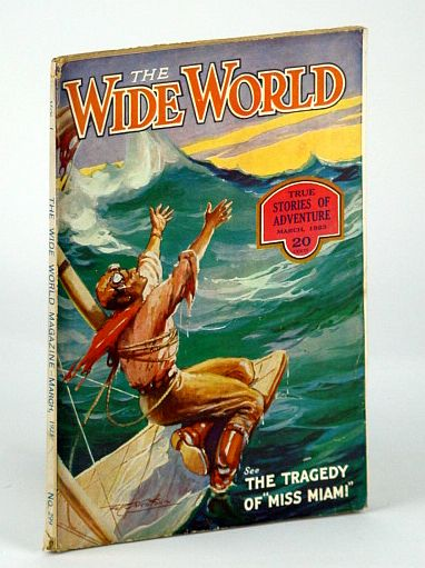 Image for The Wide World Magazine, March (Mar.) 1923, Vol. L. No. 299 - With a Motion-Picture Camera Under the Sea