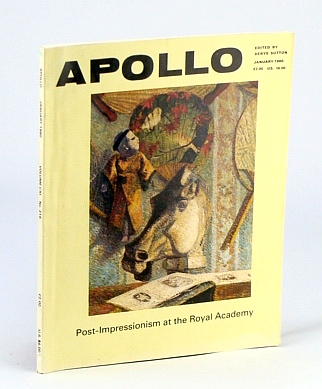 Image for Apollo - The Magazine of the Arts, January (Jan.) 1980, Vol CXI, No. 215 (New Series: Post-Impressionism at The Royal Academy