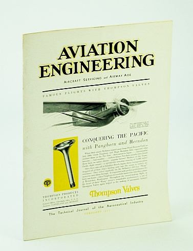 Image for Aviation Engineering and Aircraft Servicing (Magazine), With Which is Consolidated Airway Age - The Technical Journal of the Aeronautical Industry, February (Feb.) 1932 -  The Buhl Pusher Type Autogiro