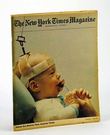 Image for The New York Times Magazine, November (Nov.) 29, 1970 - Betty Friedan