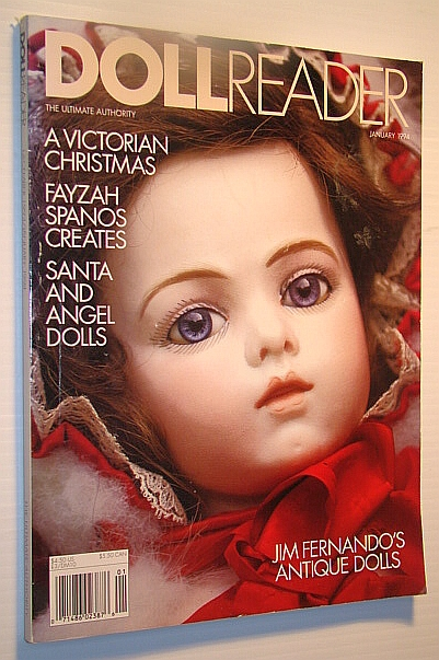 Image for Doll Reader Magazine, January 1994: Jim Fernando's Antique Dolls