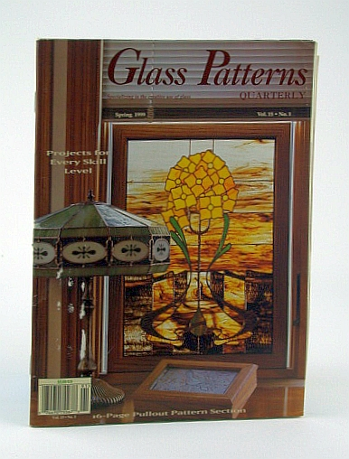 Image for Glass Patterns Quarterly, Spring 1999
