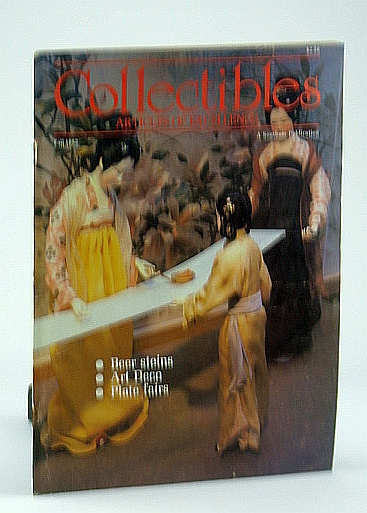 Image for Collectibles (Magazine) - Articles of Excellence, Fall 1982, Vol 1, No. 3 - Beer Stein Collecting / Winnie Watson