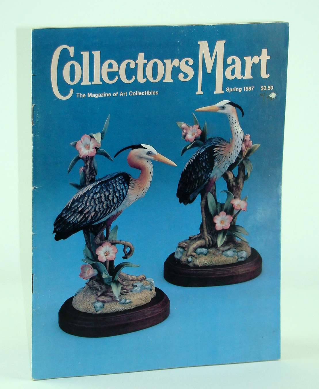 Image for Collector's Mart - The Magazine of Art Collectibles, Spring 1987, Volume XI, No. 3 Spring 1987 - Sandra Kuck
