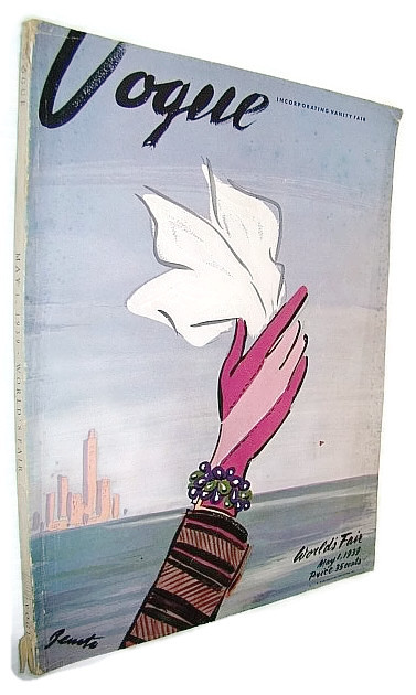Image for Vogue (American) Incorporating Vanity Fair (Magazine), May 1, 1939 - New York World's Fair Issue