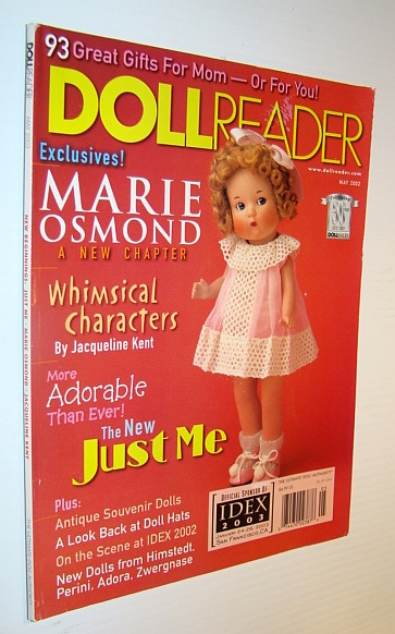 Image for DollReader (Doll Reader) Magazine, May 2002: Marie Osmond  - A New Chapter