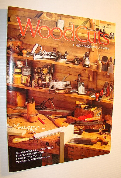 Image for WoodCuts (Wood Cuts) Magazine, Autumn 1991, Issue 1 - Premiere Issue