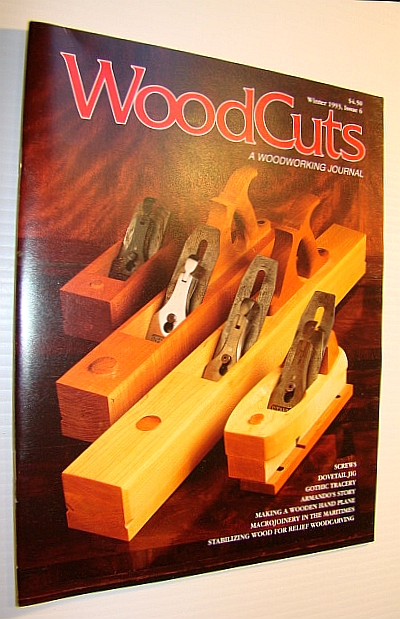 Image for WoodCuts (Wood Cuts) - A Woodworking Journal (Magazine), Winter 1993, Issue 6