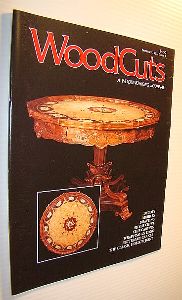 Image for WoodCuts (Wood Cuts) - A Woodworking Journal (Magazine), Summer 1993, Issue 8