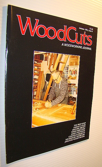 Image for WoodCuts (Wood Cuts) - A Woodworking Journal (Magazine), Autumn 1993, Issue 9 - Final Issue