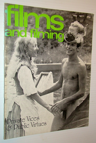 Image for Films and Filming Magazine, June 1978 - Cover photo of Therese Ann Savoy and Lajos Balazsovits in 'Private Vices & Public Virtues'