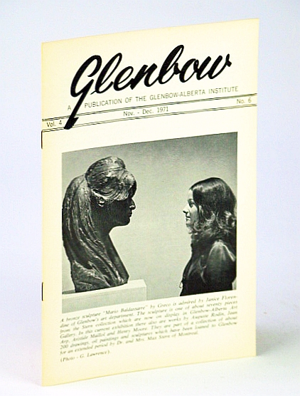 Image for Glenbow, November (Nov.) - December (Dec.), 1971, Vol. 4, No. 6 - Robert Rundle Papers