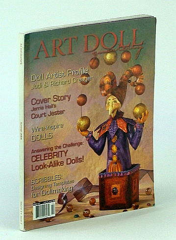Image for Art Doll Quarterly, Summer 2006, Volume 4, Issue 2 - Jodi & Richard Creager  / Celebrity Look-Alike Dolls