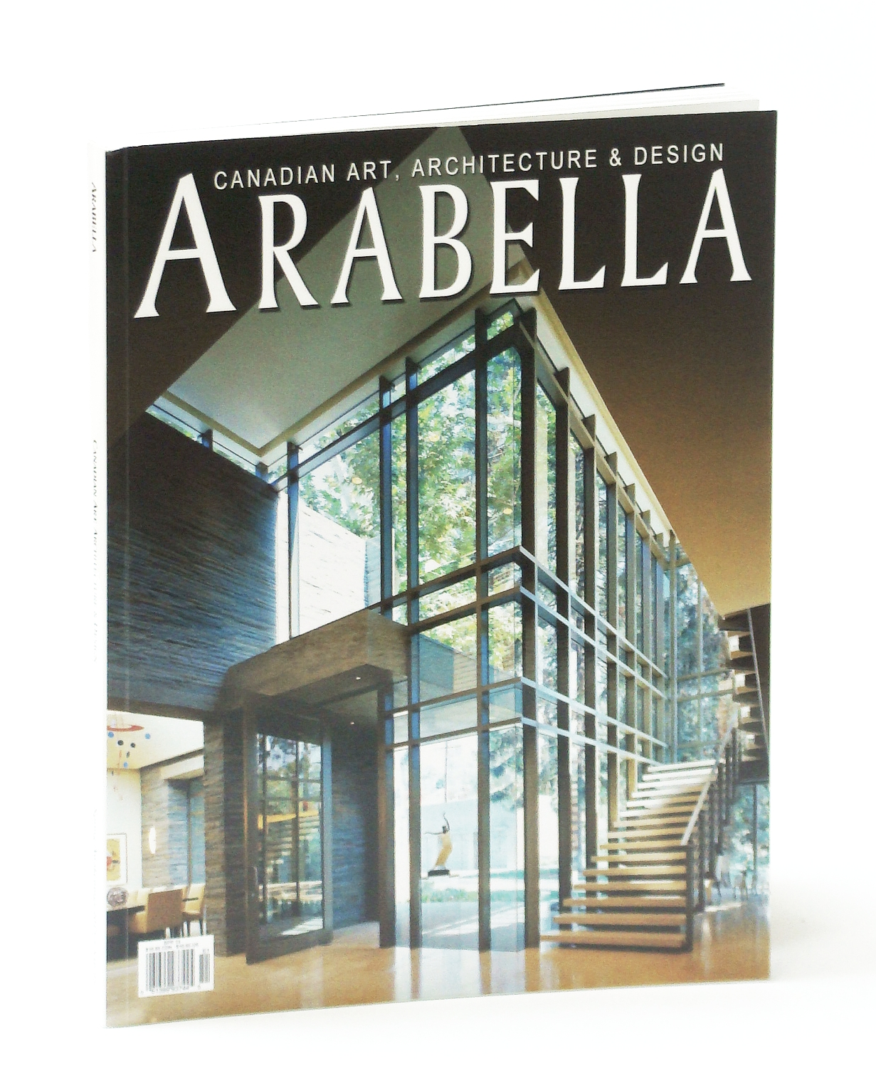 Image for Arabella (Magazine) - Canadian Art, Architecture & Design, Volume 8, Issue 1, Spring Awakenings 2015
