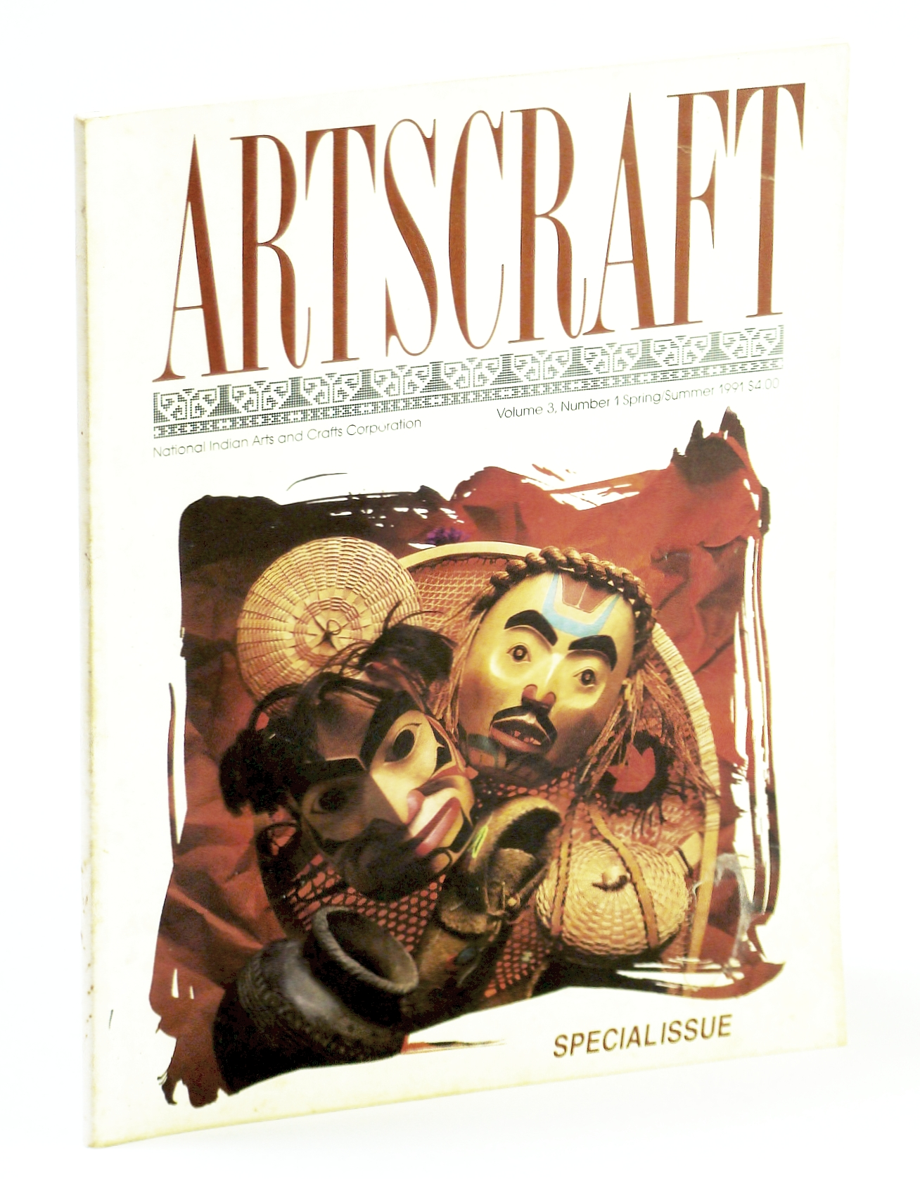 Image for Artscraft Magazine, Volume 3, Number 1 Spring / Summer 1991 - Special Cross-Country Issue