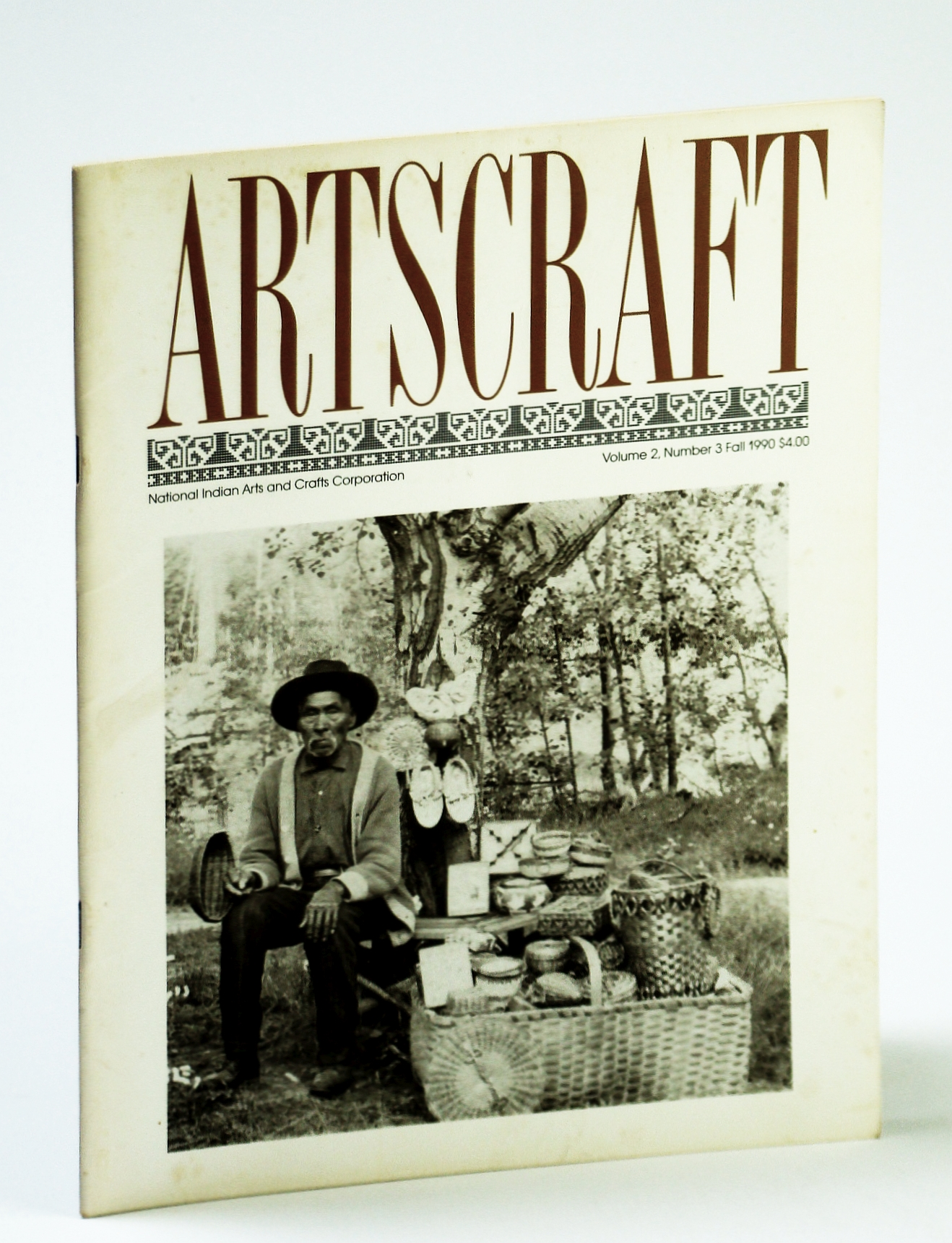 Image for Artscraft Magazine, Volume 2, Number 3, Fall 1990: Bob Boyer