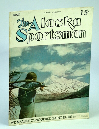 Image for The Alaska Sportsman Magazine, May, 1942 - Alaska's Copper Currency, The Tinneh""