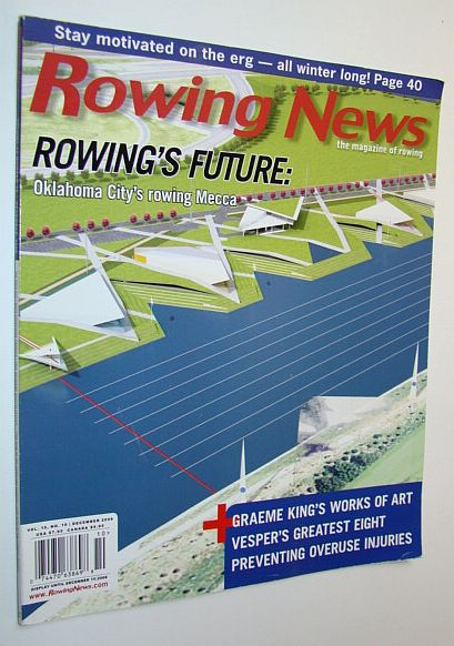 Image for Rowing News Magazine, December 2008