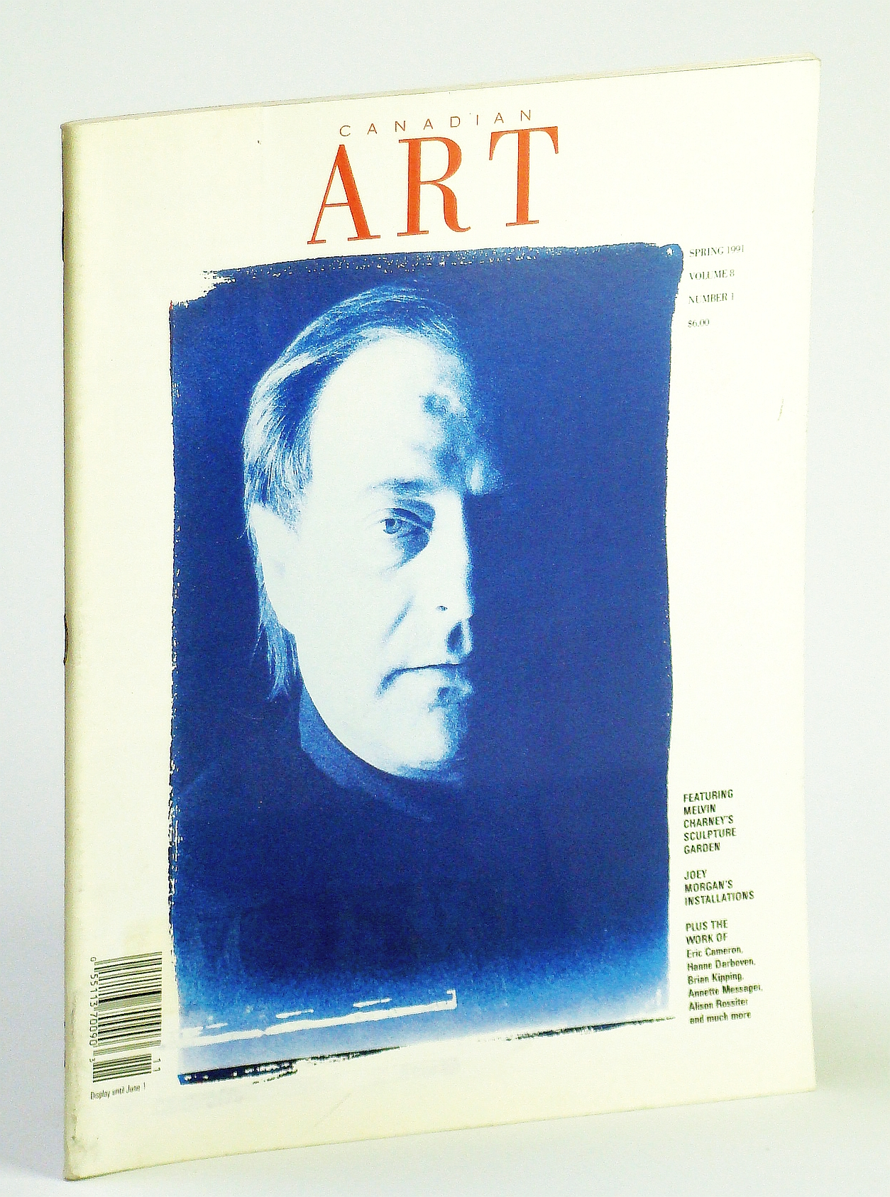Image for Canadian Art (Magazine), Spring 1991, Volume 8, Number 1 - Joey Morgan / Brian Kipping