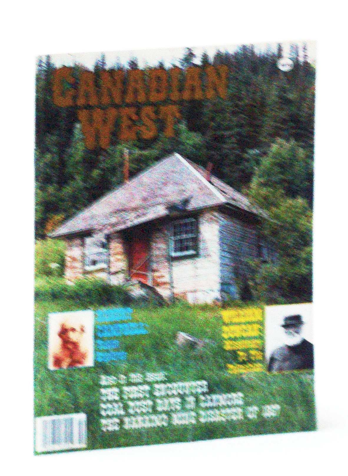 Image for Canadian West Magazine, Summer 1990, Vol. 6, No. 2 (Collector's #20)