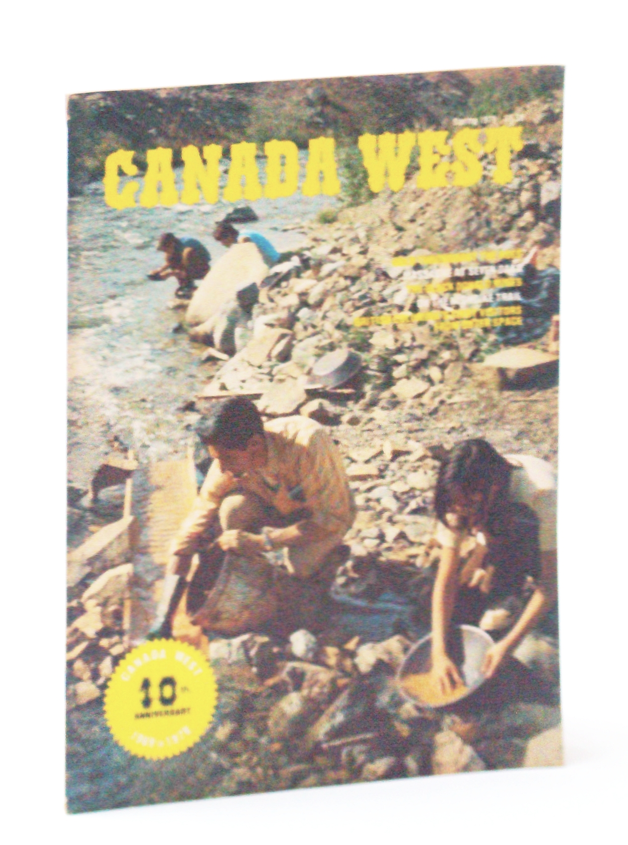 Image for Canada West Magazine - The Pioneer Years, Spring 1979, Volume 9, Number 1, Collector's Number 33