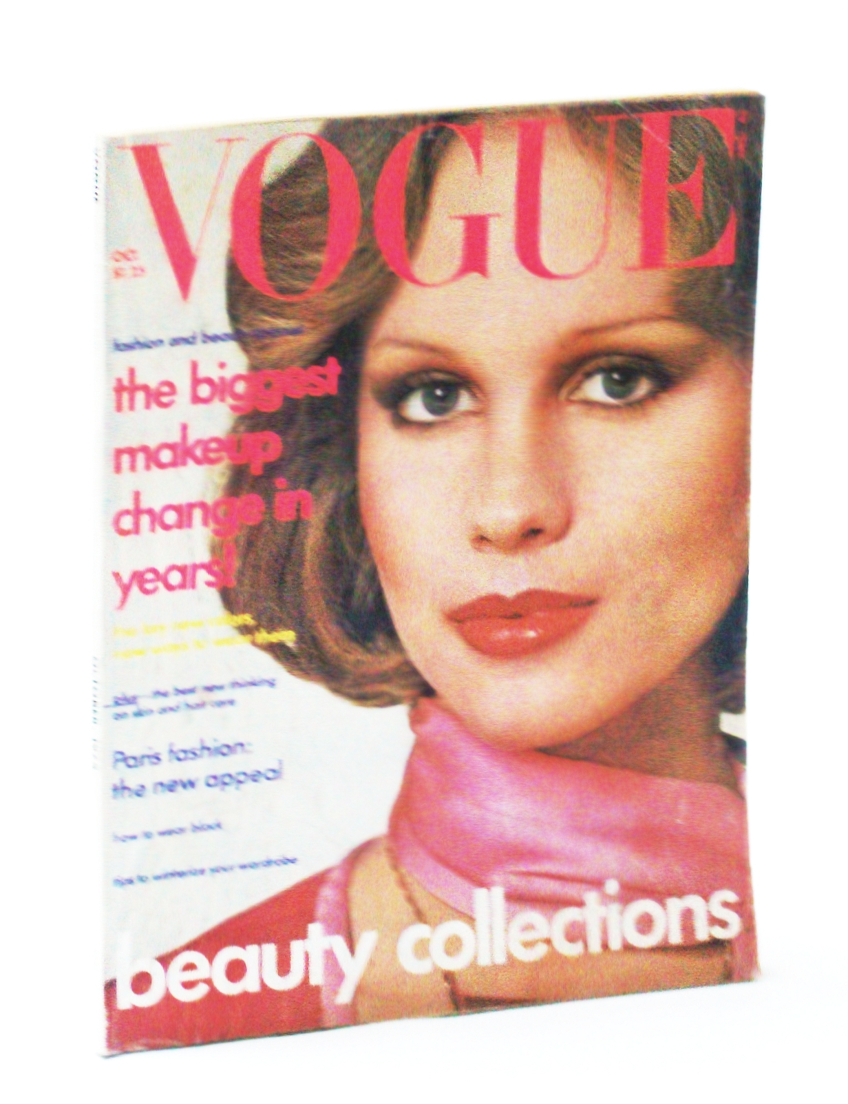 Image for Vogue (American) Magazine, October (Oct.) 15, 1975 - Beauty Collections