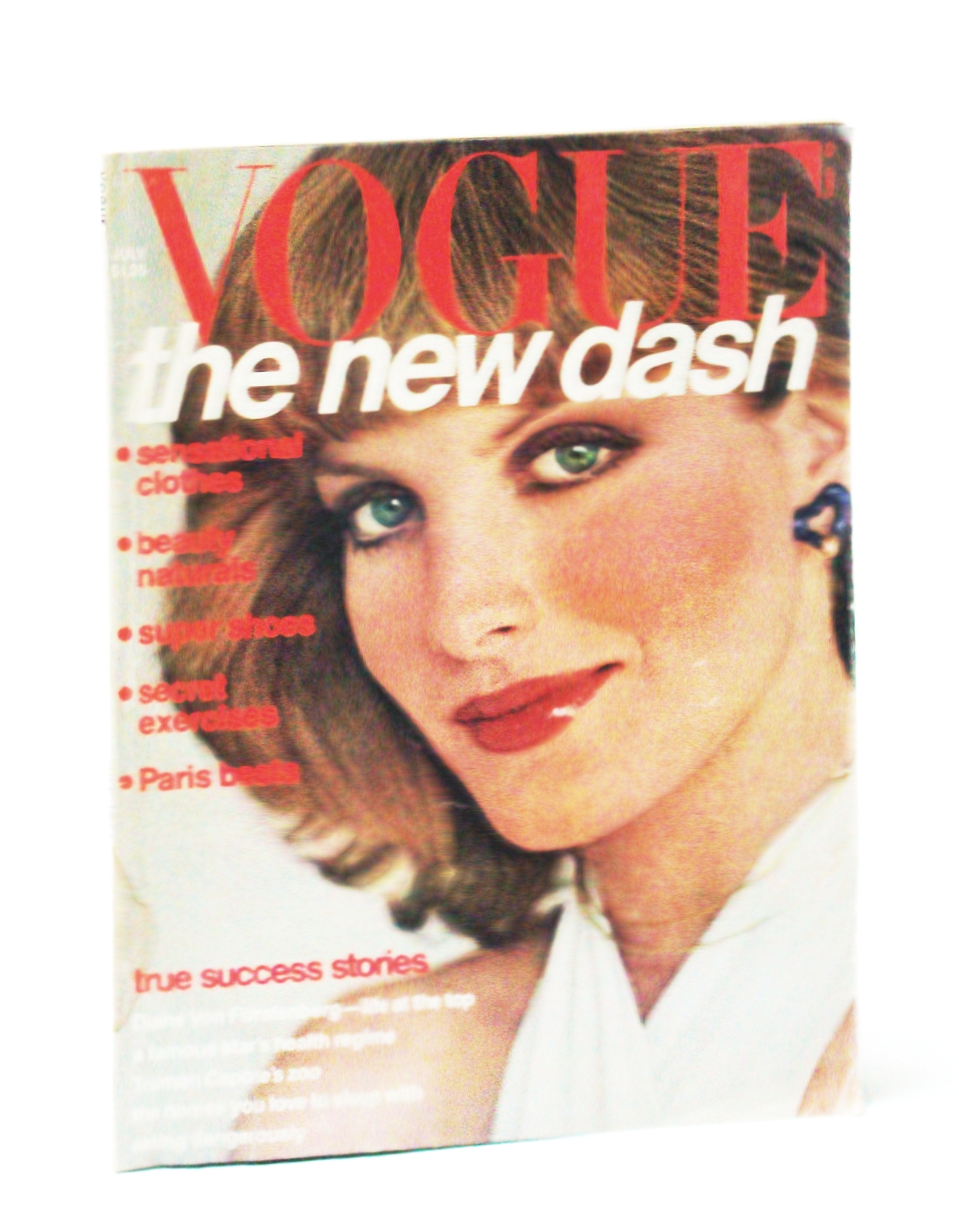Image for Vogue (American) Magazine, July 1976 - True Success Stories