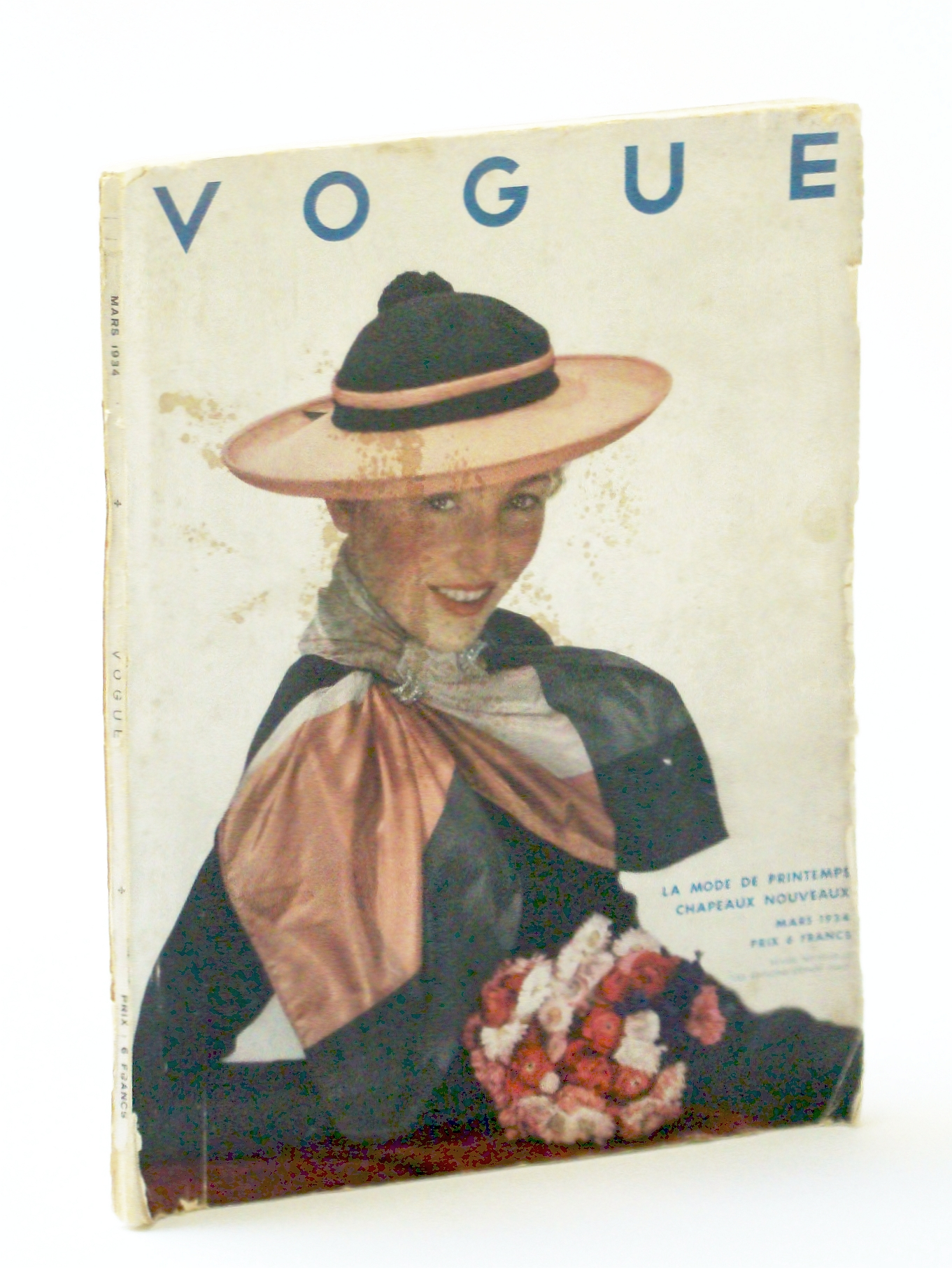 Image for Vogue [Paris] Magazine, Mars [March] 1934