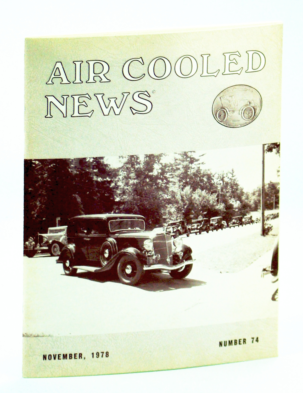 Image for Air Cooled News, Number 74, November [Nov.], 1978 , Vol. XXV, No. 2 - Emil Gislason Photos from Seattle