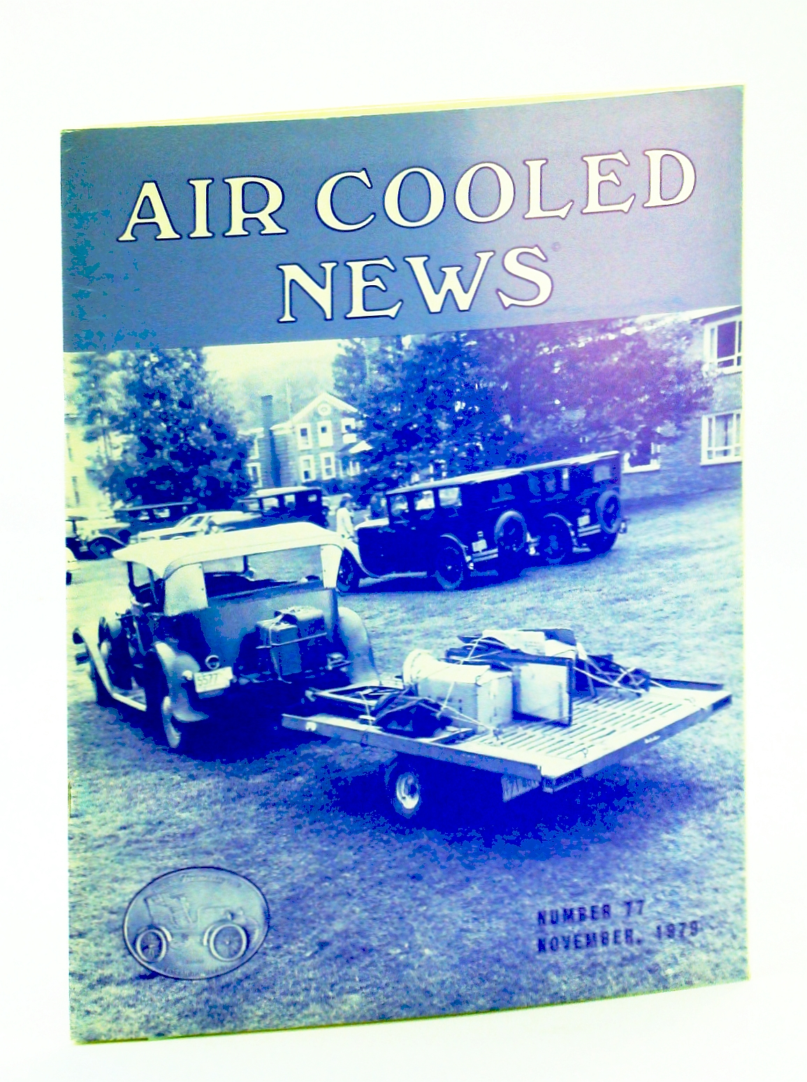 Image for Air Cooled News, Number 77, November [Nov.] 1979, Vol. XXVI, No. 2 - Farewell to Harry M. Moore, 1909-1979
