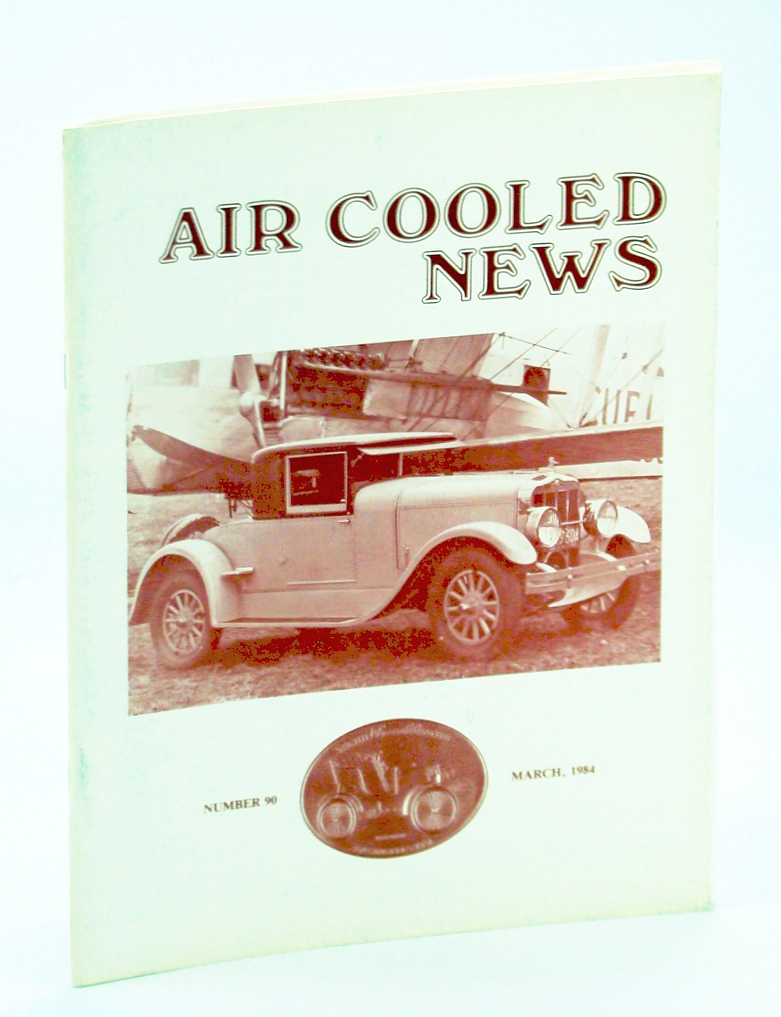 Image for Air Cooled News, Number 90, March [Mar.] 1984, Vol. XXX, No. 3 - Company Sales Awards / A. Atwater Kent