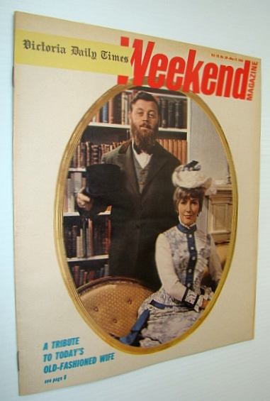 Image for Weekend Magazine, Vol. 19, No. 20 - May 17, 1969 - Famous Canadian Couples