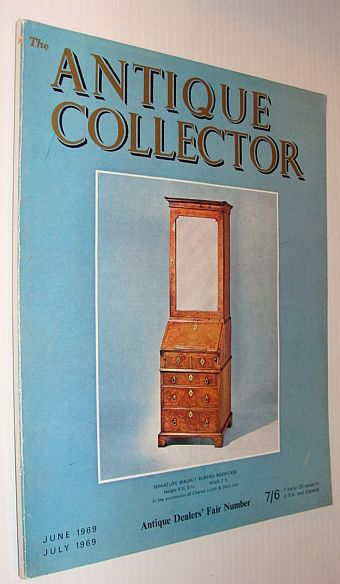 Image for The Antique Collector Magazine, June 1969 / July 1969