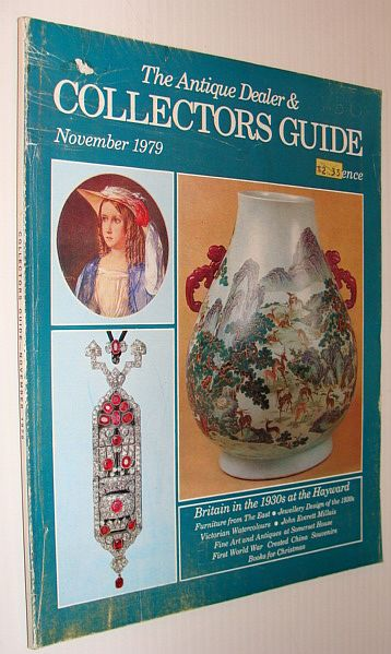 Image for The Antique Dealer and Collector's Guide, November 1979