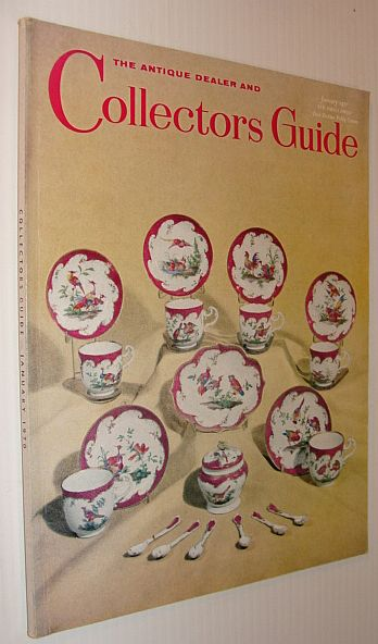 Image for The Antique Dealer and Collector's Guide, January 1970
