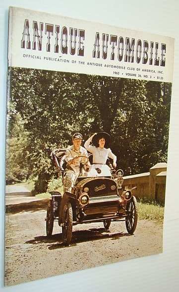 Image for Antique Automobile Magazine - Official Publication of the Antique Automobile Club of America, Inc., May-June 1962 - Duesenberg History Feature
