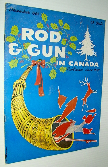 Image for Rod & Gun in Canada Magazine, December 1968