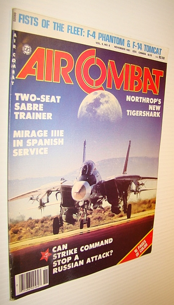 Image for Air Combat Magazine, November 1981