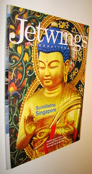 Image for Jetwings - International, September - October 2006: Monthly Magazine of Jet Airways - Scintilating Singapore