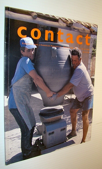 Image for Contact Magazine - Ceramics from a Canadian Perspective, Spring 1998, No. 112 - Angelo diPetta