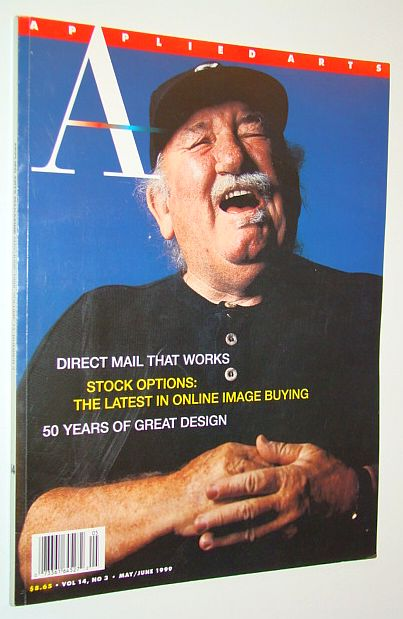 Image for Applied Arts Magazine, May/June 1999