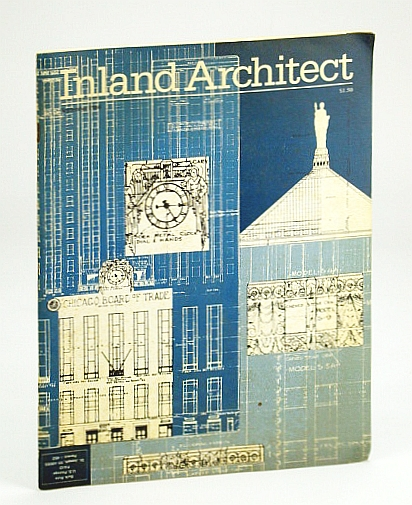 Image for Inland Architect, The Chicago Magazine of the Building Arts, September (Sept.) 1980 - Virginio Ferrari