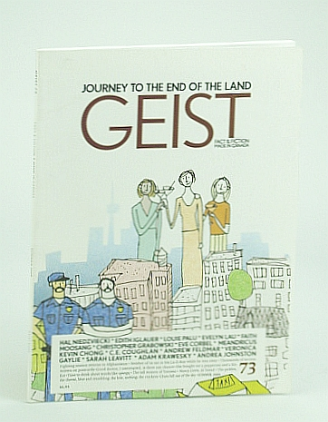 Image for Geist Magazine, Fact &  Fiction Made in Canada, Summer 2009