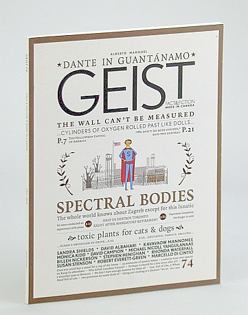 Image for Geist Magazine, Fall 2009