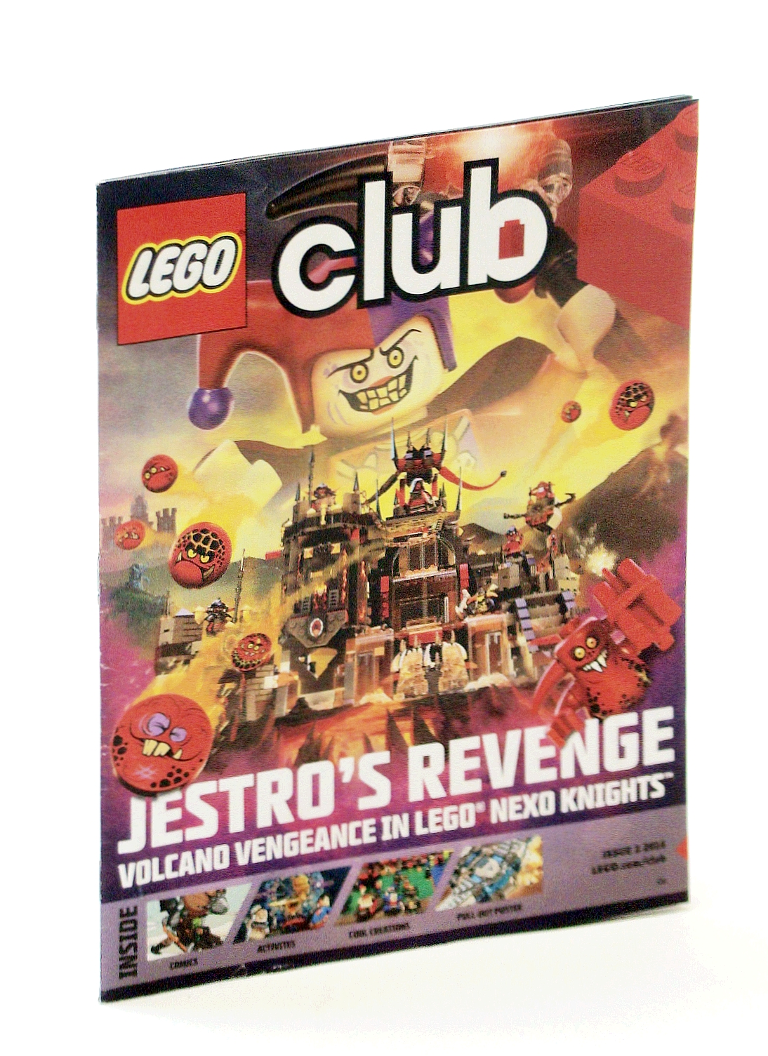 Image for Lego Club Magazine, Issue #3, 2016 - Jestro's Revenge
