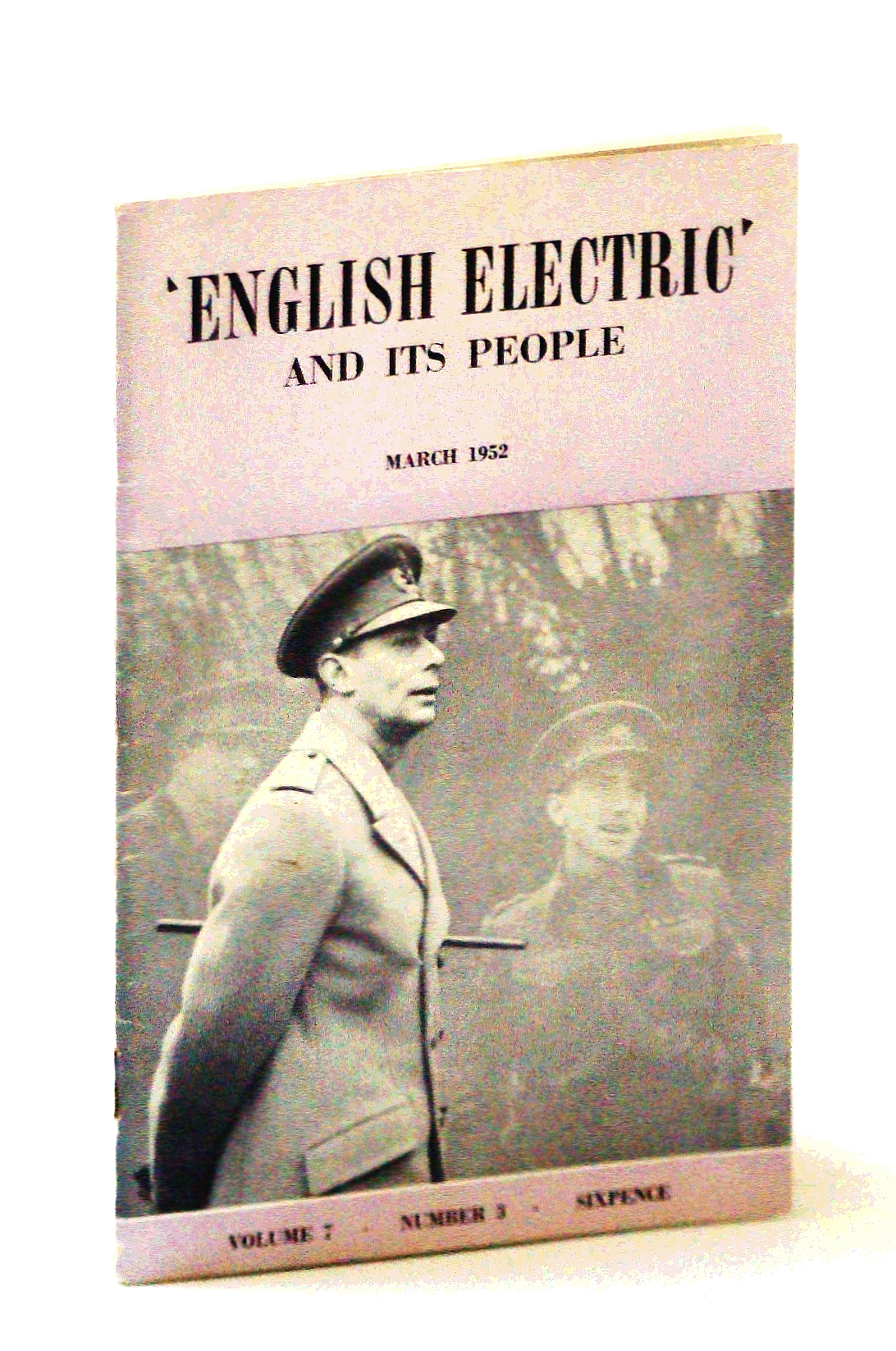 Image for 'English Electric' And Its People [Magazine], March [Mar.] 1952, Volume 7, Number 3