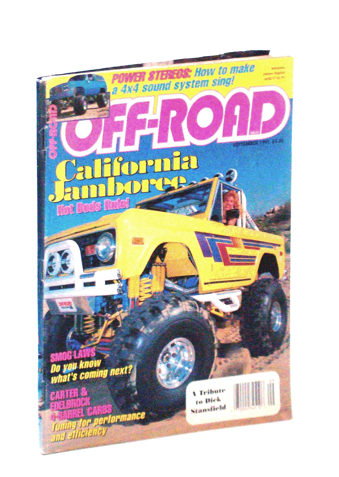 Image for Off-Road Magazine, September [Sept.] 1991 - California Jamboree