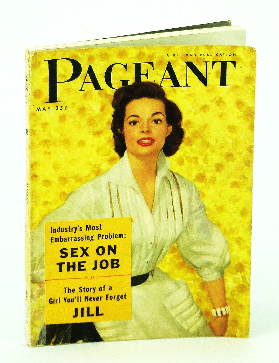 Image for Pageant Magazine, May 1956: Sex on the Job / Madelyn Darrow Cover Photo