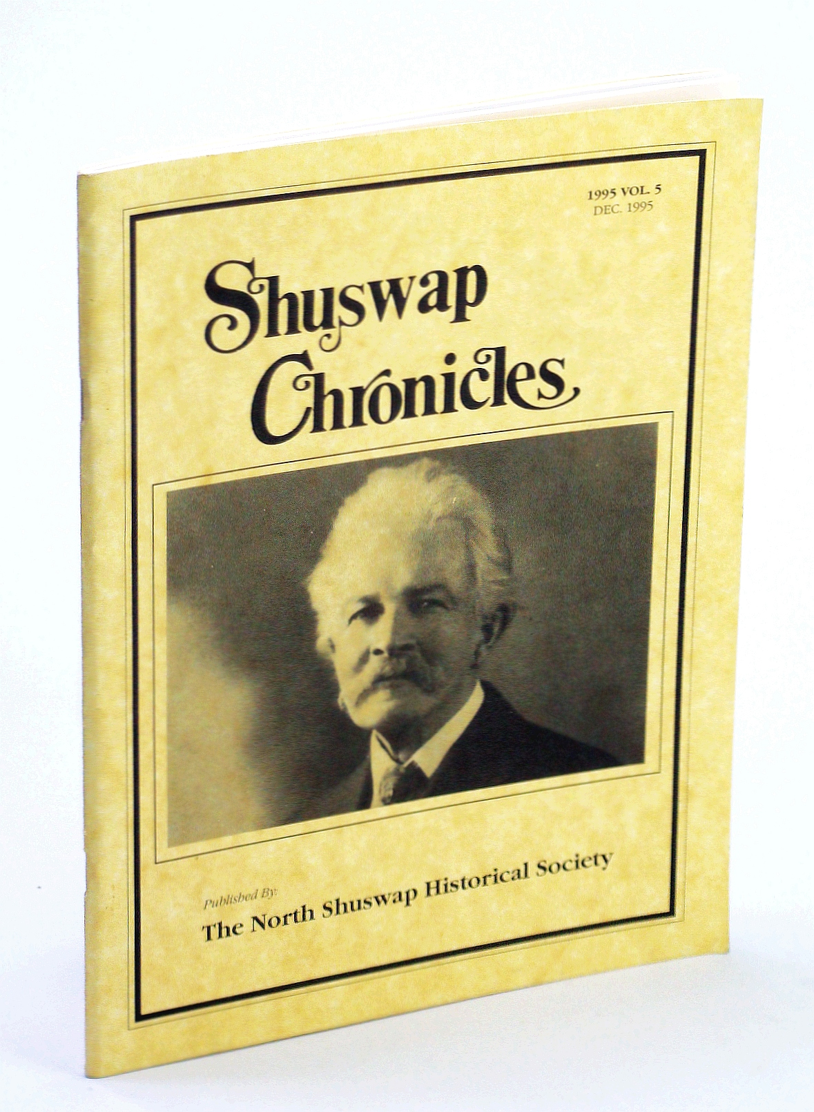 Image for Shuswap Chronicles 1995 Volume 5 [Five], December [Dec.] 1995