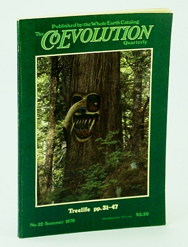 Image for The Coevolution Quarterly (Magazine), No. 22, Summer 1979 - The Real News From Three Mile Island